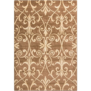 Surya Riley RLY5060-6698 Machine Made Rug, 6'6