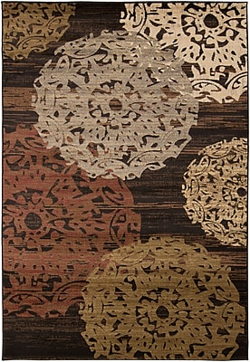 Surya Riley RLY5061-455 Machine Made Rug, 4' x 5'5