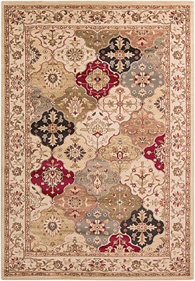 Surya Riley RLY5066-7101010 Machine Made Rug, 7'10