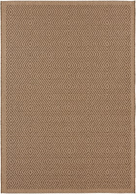 Surya Elements ELT1015-710111 Machine Made Rug, 7'10