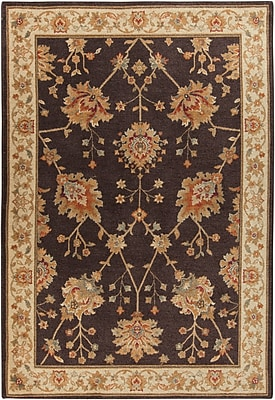 Surya Arabesque ABS3005-5373 Machine Made Rug, 5'3