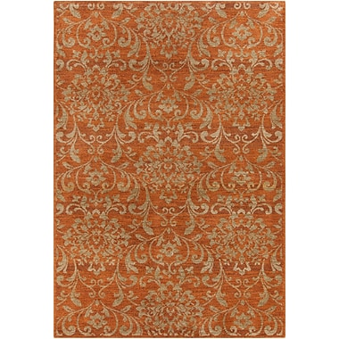 Surya Arabesque ABS3007-5373 Machine Made Rug, 5'3