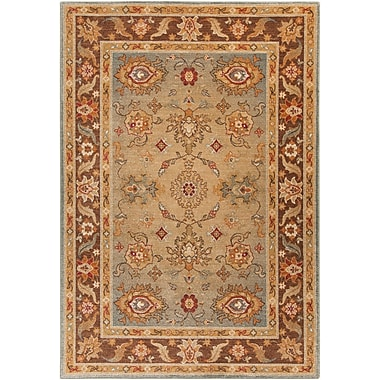 Surya Arabesque ABS3011-110211 Machine Made Rug, 1'10
