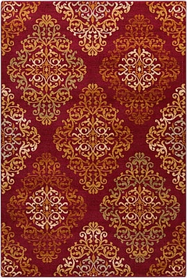 Surya Arabesque ABS3014-710910 Machine Made Rug, 7'10