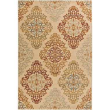 Surya Arabesque ABS3018-5373 Machine Made Rug, 5'3