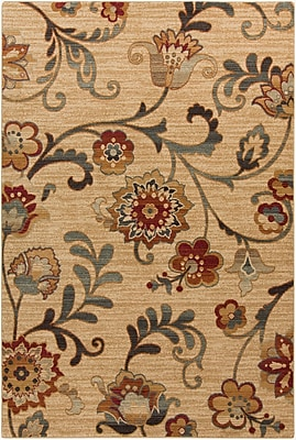 Surya Arabesque ABS3027-710910 Machine Made Rug, 7'10