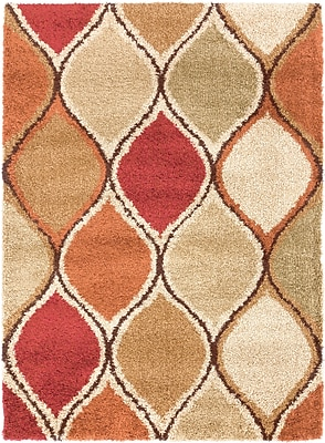 Surya Alfredo AFR3319-710910 Machine Made Rug, 7'10