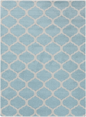 Surya Horizon HRZ1000-23 Machine Made Rug, 2' x 3' Rectangle