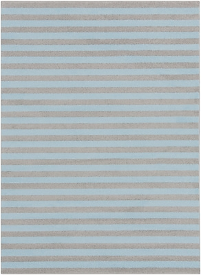Surya Horizon HRZ1002-710103 Machine Made Rug, 7'10