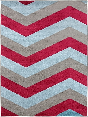Surya Horizon HRZ1010-710103 Machine Made Rug, 7'10