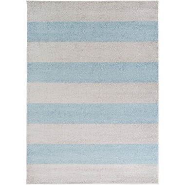 Surya Horizon HRZ1017-710103 Machine Made Rug, 7'10