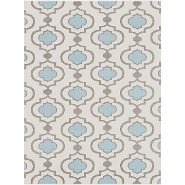 Surya Horizon HRZ1021-23 Machine Made Rug, 2' x 3' Rectangle