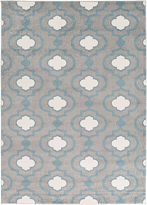 Surya Horizon HRZ1022-335 Machine Made Rug, 3'3