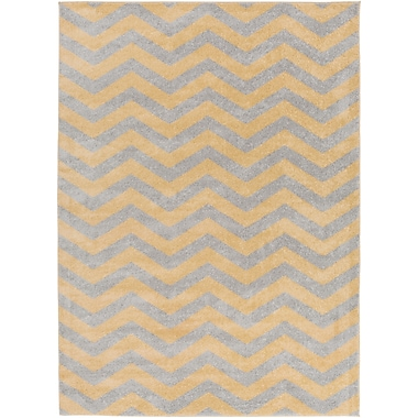 Surya Horizon HRZ1024-710103 Machine Made Rug, 7'10