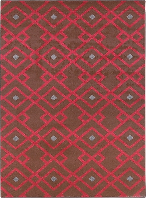 Surya Horizon HRZ1029-23 Machine Made Rug, 2' x 3' Rectangle