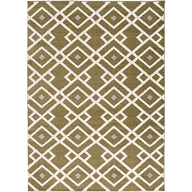 Surya Horizon HRZ1030-710103 Machine Made Rug, 7'10