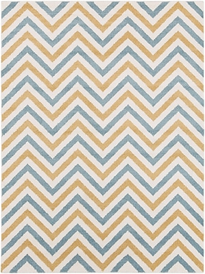 Surya Horizon HRZ1034-6796 Machine Made Rug, 6'7