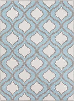 Surya Horizon HRZ1036-23 Machine Made Rug, 2' x 3' Rectangle