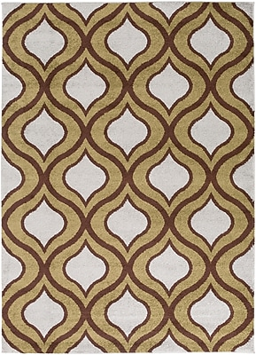 Surya Horizon HRZ1037-6796 Machine Made Rug, 6'7