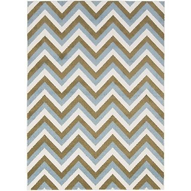 Surya Horizon HRZ1041-23 Machine Made Rug, 2' x 3' Rectangle