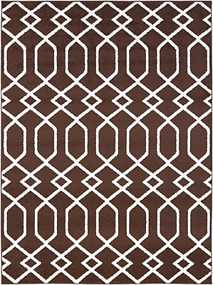Surya Horizon HRZ1042-710103 Machine Made Rug, 7'10
