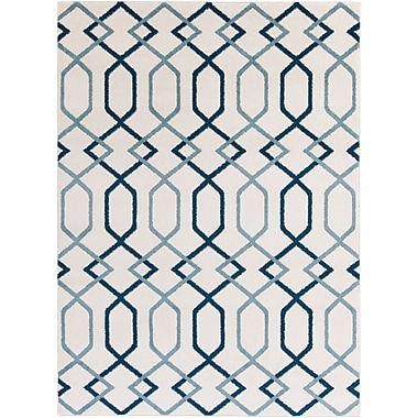 Surya Horizon HRZ1046-710103 Machine Made Rug, 7'10