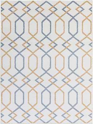 Surya Horizon HRZ1047-5373 Machine Made Rug, 5'3