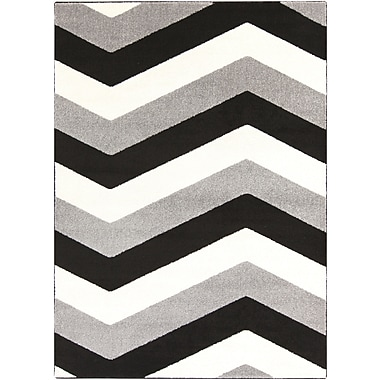 Surya Horizon HRZ1059-5373 Machine Made Rug, 5'3