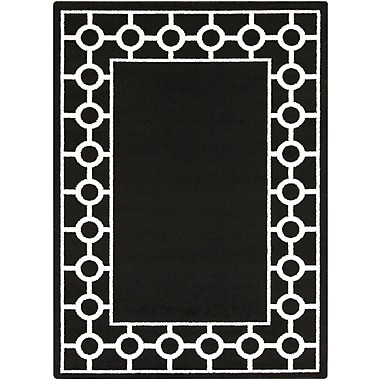 Surya Horizon HRZ1060-23 Machine Made Rug, 2' x 3' Rectangle