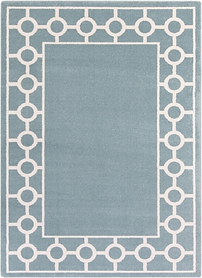 Surya Horizon HRZ1061-23 Machine Made Rug, 2' x 3' Rectangle