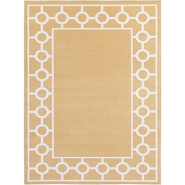 Surya Horizon HRZ1064-23 Machine Made Rug, 2' x 3' Rectangle