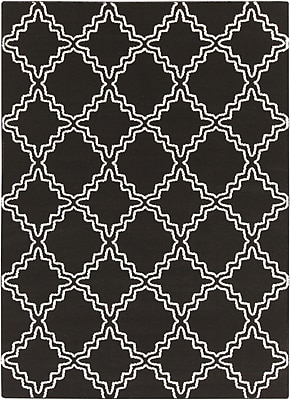 Surya Horizon HRZ1069-23 Machine Made Rug, 2' x 3' Rectangle
