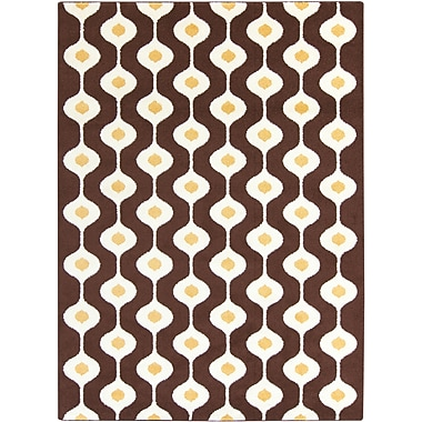 Surya Horizon HRZ1076-5373 Machine Made Rug, 5'3