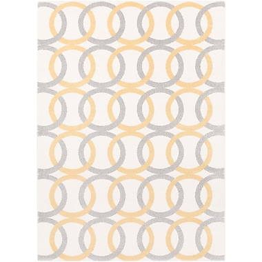 Surya Horizon HRZ1101-23 Machine Made Rug, 2' x 3' Rectangle