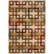 "Surya Majestic MAJ1011-710103 Machine Made Rug, 7'10"" x 10'3"" Rectangle"