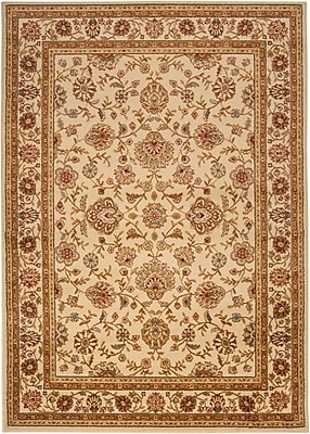 Surya Midtown MID1012-5373 Machine Made Rug, 5'3