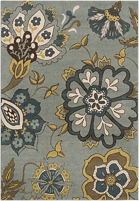 Surya Monterey MTR1007-5376 Machine Made Rug, 5'3