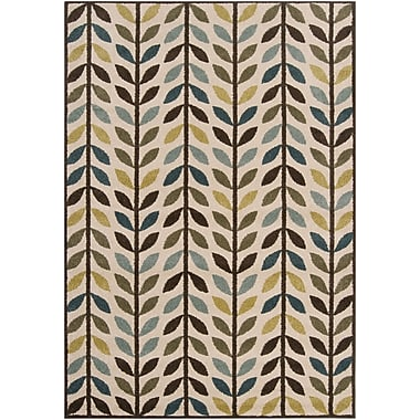 Surya Monterey MTR1015-5376 Machine Made Rug, 5'3