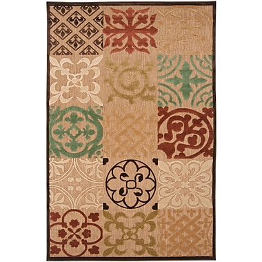 Surya Portera PRT1002-710108 Machine Made Rug, 7'10