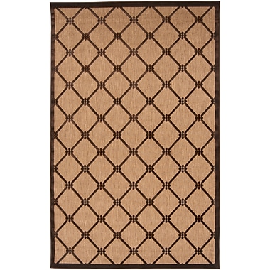 Surya Portera PRT1025-576 Machine Made Rug, 5' x 7'6