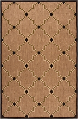 Surya Portera PRT1048-8812 Machine Made Rug, 8'8