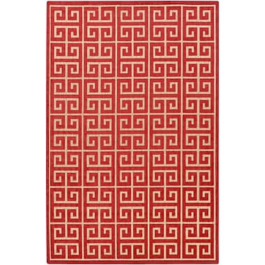 Surya Portera PRT1052-710108 Machine Made Rug, 7'10