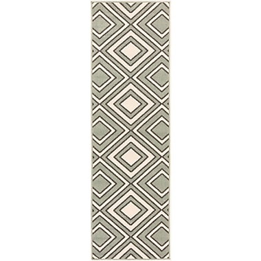Surya Alfresco ALF9595-2346 Machine Made Rug, 2'3