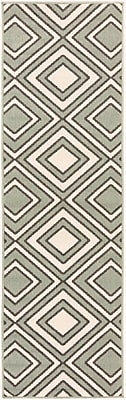 Surya Alfresco ALF9595-23119 Machine Made Rug, 2'3