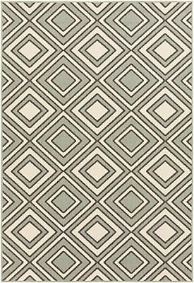 Surya Alfresco ALF9595-5376 Machine Made Rug, 5'3
