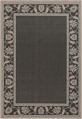 Surya Alfresco ALF9596-5376 Machine Made Rug, 5'3