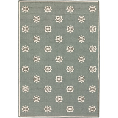 Surya Alfresco ALF9606-3656 Machine Made Rug, 3'6
