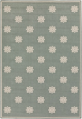 Surya Alfresco ALF9606-89129 Machine Made Rug, 8'9