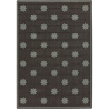 Surya Alfresco ALF9609-5376 Machine Made Rug, 5'3