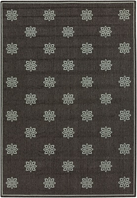 Surya Alfresco ALF9609-69 Machine Made Rug, 6' x 9' Rectangle